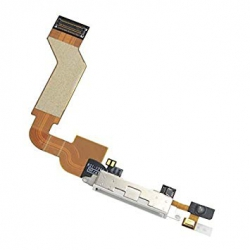 Cable Flex de Carga para iPhone 4S Blanco | iPhone 4