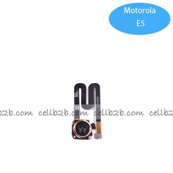 Cable Flex de Home Boton para Motorola E5 /E5 Plus Blanco | Moto E5
