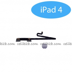 Cable Flex de Home para iPad 4 Blanco | Ipad4