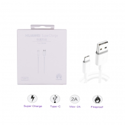 Cable Type-C Huawei Original Quick Charger 1M NOVEDAD | Cable del móvil