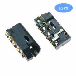 Connector de Audio Jack para LG K8 | K8