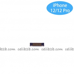 Conector LCD Placa Base para iPhone 12 / 12 Pro | iphone 12