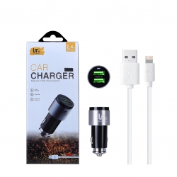 CR627 GS USB Car Charger Para Iphone 7 LT TECH PLUS | Cargador del Coche