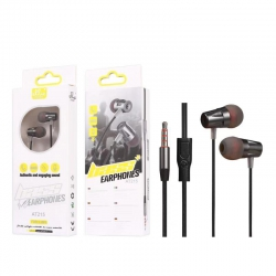 Ellietech AT215 Auriculares IN-EAR MIC+VOL con Cable Jack 3.5mm NOVEDAD | Auriculares