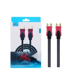 Ellietech AU101 Cable de HDMI Alta Calidad 1.5M | HDTV Cable
