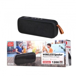 Ellietech BA108 Altavoz Portable Wireless 1200mAh NOVEDAD | Altavoz