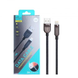 Ellietech CC205 Cable Lightning con indicator LED para los dispositivos 1.0M NOVEDAD | Cable del móvil