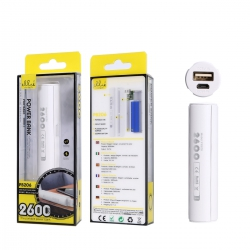 Ellietech PB206 Power Bank 2600mAh NOVEDAD | POWER BANK