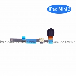 Flex de Audio Jack para iPad Mini 3 Negro | iPad Mini 3