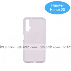 Funda Antigolpe para Huawei Honor 20/Nova 5T Silicona Transparente PC+PTU | Funda Antigolpe PC+TPU
