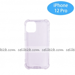 Funda Antigolpe para iphone 12 6.1 2020 Silicona Transparente PC+PTU NOVEDAD | Funda Antigolpe PC+TPU