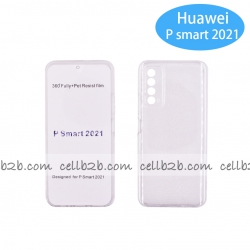 Funda para Huawei P Smart 2021 360 Grados de Protección Doble Cara PC+TPU | FUNDA DOBLE CARA
