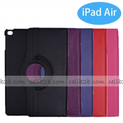 Funda para Tableta Ipad 5/Air 9.7 Giratoria 360 Grados de Cuero PU | Funda Tableta para iPhone