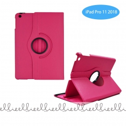 Funda para Tableta Ipad Pro 11 2018 Giratoria 360 Grados de Cuero PU NOVEDAD | Funda Tableta para iPhone