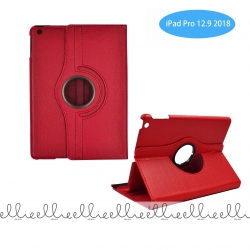 Funda para Tableta Ipad pro 12.9 2018 Giratoria 360 Grados de Cuero PU NOVEDAD | Funda Tableta para iPhone