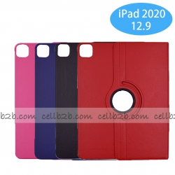 Funda para Tableta Ipad pro 12.9 2020 Giratoria 360 Grados de Cuero PU NOVEDAD | Funda Tableta para iPhone