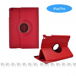 Funda para Tableta Ipad pro 12.9 Giratoria 360 Grados de Cuero PU | Funda Tableta para iPhone