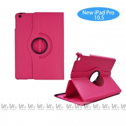 Funda para Tableta New Ipad pro 10.5 Giratoria 360 Grados de Cuero PU | Funda Tableta para iPhone