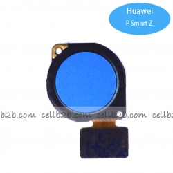 Lector de Huella para HUAWEI P Smart Z Color Azul | P Smart Z
