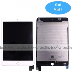Original Pantalla iPad Mini 5 Blanco Completa LCD+Táctil | iPad Mini 5