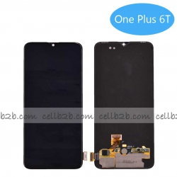 Original Pantalla One Plus 6T Negra Completa LCD+Táctil NOVEDAD | One Plus 6T
