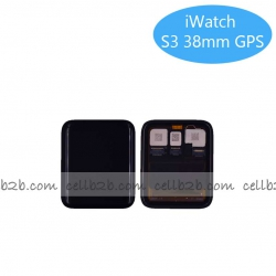 Pantalla Completa Original Apple iWatch Series 3 38MM Negra GPS Version | Serie 3