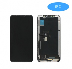 Pantalla iPhone X Compatible TFT LCD+Táctil Completa negro | Serie X