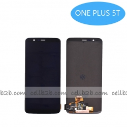 Pantalla One Plus 5T Negra Completa LCD+Táctil | One Plus 5T
