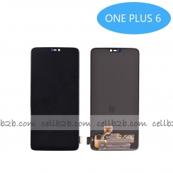 Pantalla One Plus 6 Negra Completa LCD+Táctil | One Plus 6