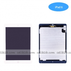Pantalla Para iPad 6/iPad Air 2 Blanca Completa LCD+Tactil | iPad 6/iPad Air 2