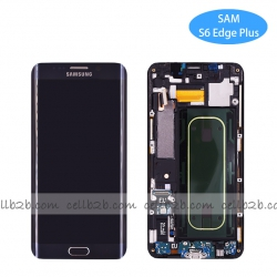 Pantalla Samsung S6 edge Plus Negra Original LCD+Táctil | S6 EDGE PLUS