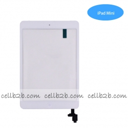 Pantalla Táctil Para Ipad Mini 1/2 Blanca Con IC | iPad Mini 1/2