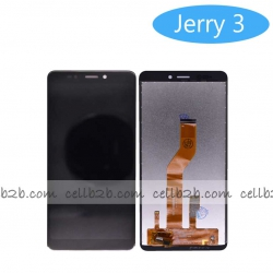 Pantalla Wiko Jerry 3 Negra Completa Tactil+LCD | Jerry 3