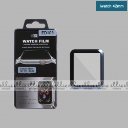 Protector Cristal Completo Full Glue 3D para iWatch 44mm | Protectore para iWatch