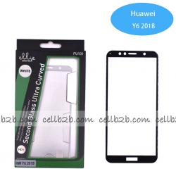 Protector Cristal para Huawei Y6 2018/HONOR 7A  Completo | Protectores 3D