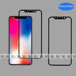 Protector Cristal para iPhone XS Max Full Glue Completo | Protectores 3D