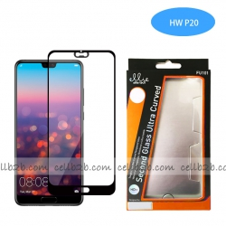 Protector Full Glue 5D Huawei P20 NOVEDAD | Protectores 3D