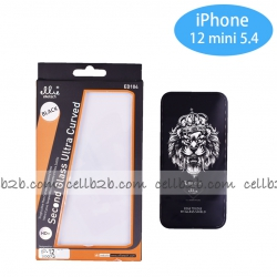 Protector Full Glue 5D Para iPhone 12 Mini 5.4 NOVEDAD | Protectores 3D