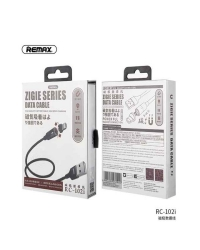 REMAX RC-102i Zigie Series Lightning Cable Magnetico para iPhone NOVEDAD | Cable del móvil