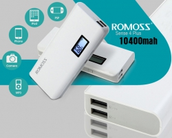 ROMOSS Sense 4 Plus 10400mAh Power Bank | Power Bank