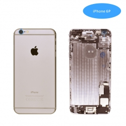 Tapa Trasera Con Recambio iPhone 6Plus Oro | Iphone 6Plus