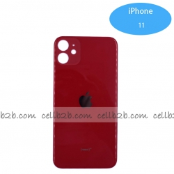 Tapa Trasera de Cristal para iPhone 11 Rojo | iPhone 11