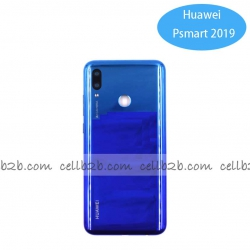 Tapa Trasera Huawei P Smart 2019 Azul Original | P Smart 2019