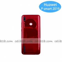 Tapa Trasera Huawei P Smart 2019 Roja Original | P Smart 2019