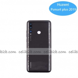 Tapa Trasera Huawei P Smart Plus 2019 Original Negra | P Smart Plus 2019