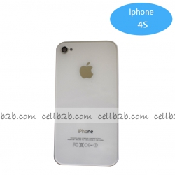 Tapa Trasera Iphone 4S Blanco | IPHONE 4S
