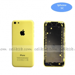 Tapa Trasera Iphone 5C Amarillo | iphone 5c