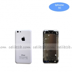 Tapa Trasera Iphone 5C Blanco | iphone 5c