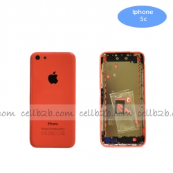 Tapa Trasera Iphone 5C Rojo | iphone 5c