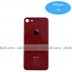 Tapa Trasera Iphone 8 Rojo | iPhone 8